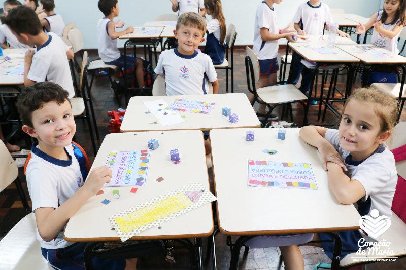Ensino Fundamental I, Escola Coração de Maria